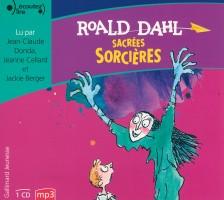 Sacrées Sorcières, Roald Dahl (Livre audio), par Myriam Bendhif-Syllas
