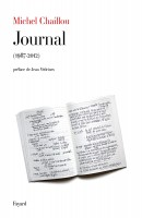 Journal (1987-2012), Michel Chaillou