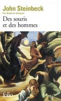 Des souris et des hommes, John Steinbeck (par Cyrille Godefroy)