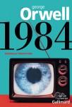 1984, George Orwell (par Gilles Banderier)