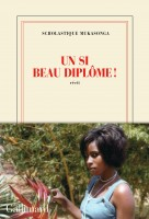 Un si beau diplôme!, Scholastique Mukasonga (par Tawfiq Belfadel)