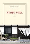 Kyoto Song, Colette Fellous (par Jean-Paul Gavard-Perret)