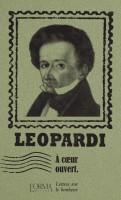 À cœur ouvert, Lettres sur le bonheur, Giacomo Leopardi (par Didier Ayres)