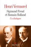 Sigmund Freud et Romain Rolland, Un dialogue, Henri Vermorel (par Gilles Banderier)