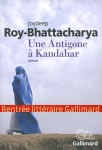 Une Antigone à Kandahar, Joydeep Roy-Bhattacharya