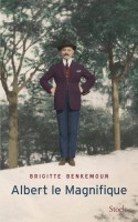 Albert le magnifique, Brigitte Benkemoun