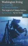La légende de Sleepy Hollow/The Legend of Sleepy Hollow, Washington Irving, bilingue