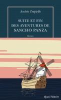 Suite et fin des aventures de Sancho Panza, Andrés Trapiello (par Philippe Chauché)