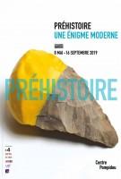 Les Moments forts (44) Modernité de la préhistoire, au Centre Pompidou (par Matthieu Gosztola)