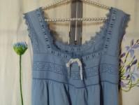 La petite robe bleue