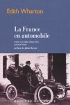 La France en automobile, Edith Wharton (2ème critique)