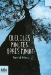 Quelques minutes après minuit, Patrick Ness
