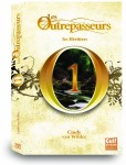 Les Outrepasseurs, tome 1, Les Héritiers, Cindy Van Wilder