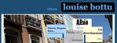 Editions Louise Bottu - un entretien