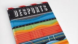 Numéro 3 de la Revue Desports, Le premier magazine de sport à lire avec un marque-page