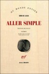 Aller simple, Erri de Luca
