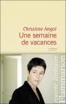 L'écriture de Christine Angot (A propos d'