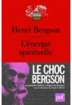 L'énergie spirituelle, Henri Bergson