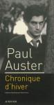 Chronique d'hiver, Paul Auster