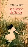 Le Silence de Saida, Leena Lander