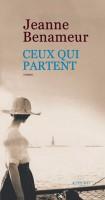 Ceux qui partent, Jeanne Benameur (par Jean-François Mézil)