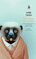 Cette maudite race humaine, Mark Twain (par Charles Duttine)