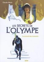 Les Secrets de l'Olympe, Claude Merle