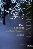 Les Hauts-Quartiers, Paul Gadenne