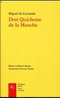 Don Quichotte de la Manche - Miguel de Cervantès (Cl. Garnier) - C. Godefroy