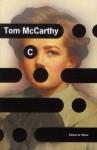 C, Tom McCarthy