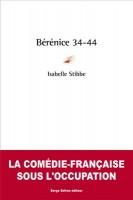 Bérénice 34-44, Isabelle Stibbe