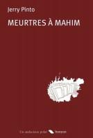 Meurtres à Mahim, Jerry Pinto (par Patrick Abraham)