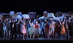 Les Moments forts (31) Une bohémienne à l'opéra Bastille (par Matthieu Gosztola)