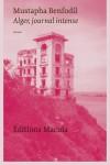 Alger, journal intense, Mustapha Benfodil (par Tawfiq Belfadel)