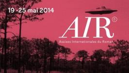 Les Assises Internationales du Roman 2014 / 19-25 mai 2014