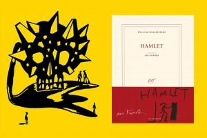 Entretien avec Aki Kuroda: illustrer «Hamlet», Editions Gallimard