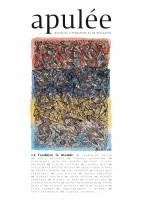 Apulée #4, Traduire le monde, Revue de littérature et de réflexion, Collectif (par Nathalie de Courson)