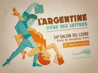 Salon du livre 2014 - Les lettres Argentines à l'honneur