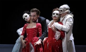 Les Moments forts (25) Don Giovanni au théâtre des Champs-Élysées (par Matthieu Gosztola)
