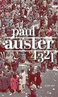 4 3 2 1 de Paul Auster (Actes Sud) - LML