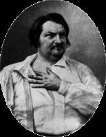 éphémérides créatives - Honoré de Balzac, par Jean-Marc Dupont
