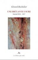 Une brûlante usure, Gérard Bocholier (par Didier Ayres)