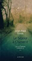 Le séjour à Chenecé, Jean-Paul Goux
