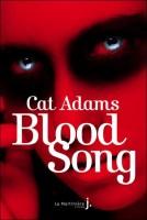 Blood song, Cat Adams