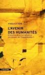 L'avenir des humanités, Yves Citton