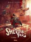 D'Images et de bulles (7) : Sherlock Fox 1 Le Chasseur, Du Yu, Jean-David Morva