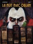 D'Images et de bulles (6) - La Nuit Mac Orlan, Le Gouëfflec et Bria