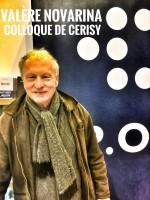 Compte-rendu du colloque: Valère Novarina, Les quatre sens de l'écriture, Centre Culturel International de Cerisy-la-Salle  (par Pierrette Epsztein)