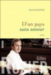 D'un pays sans amour, Gilles Rozier
