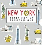 New York, petit pop-up panoramique (illustrations Sarah McMenemy)
